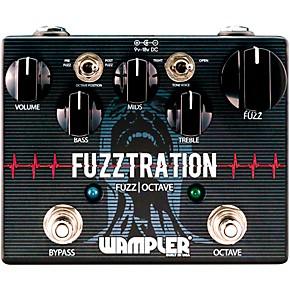 wampler fuzztration fuzz octave guitar effects pedal guitar center. Black Bedroom Furniture Sets. Home Design Ideas