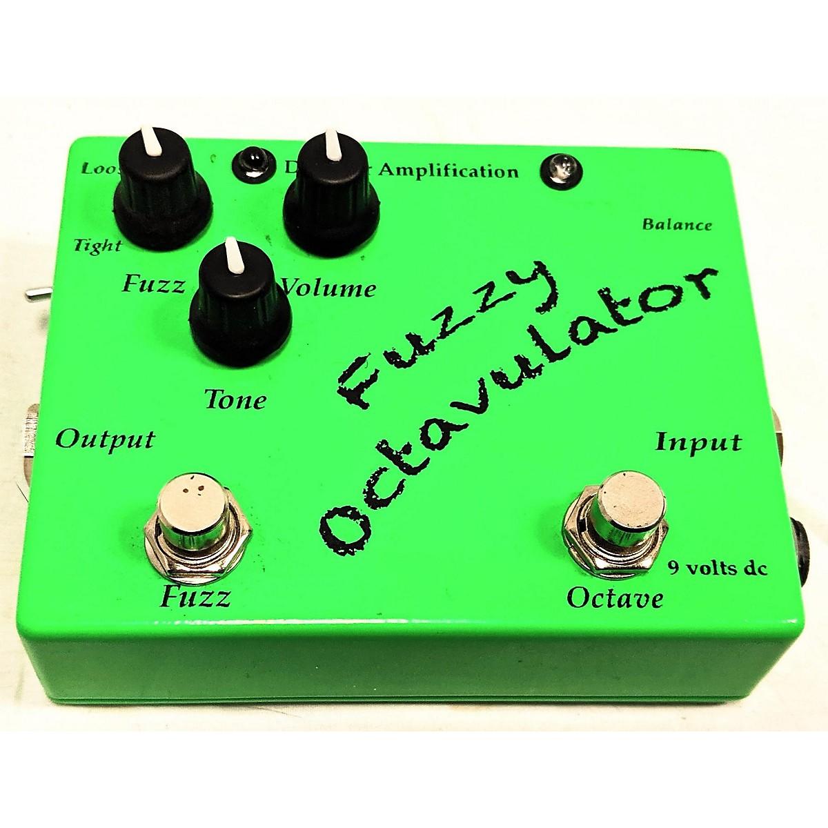 DEMETER Fuzzy Octavulator Effect Pedal