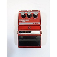 DOD Fx35 Classic Tube Effect Pedal