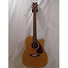 Yamaha Fx37oc Acoustic Electric Guitar