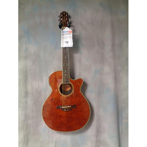 Crafter Guitars Fx560eq Acoustic Electric Guitar
