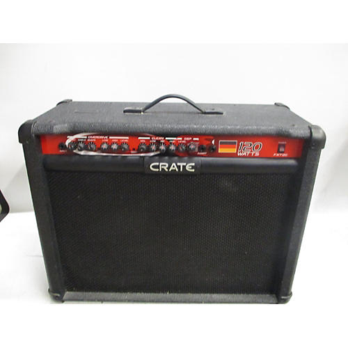 Crate Fxt120 Guitar Power Amp