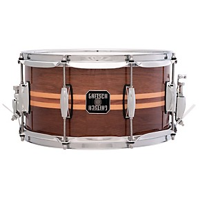 gretsch drums g 5000 walnut snare drum guitar center. Black Bedroom Furniture Sets. Home Design Ideas