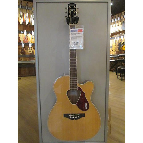 used gretsch guitars g 5013ce acoustic electric guitar guitar center. Black Bedroom Furniture Sets. Home Design Ideas