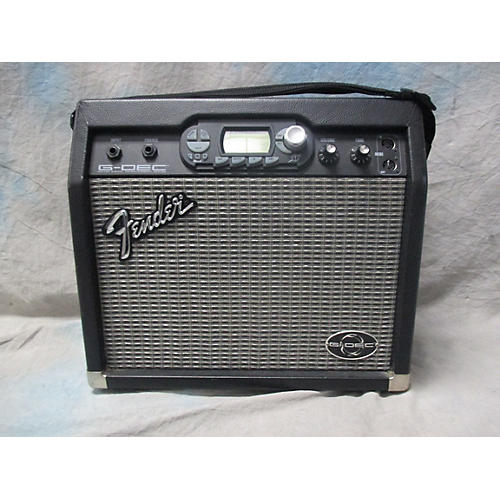 Fender G-DEC 15 Guitar Combo Amp
