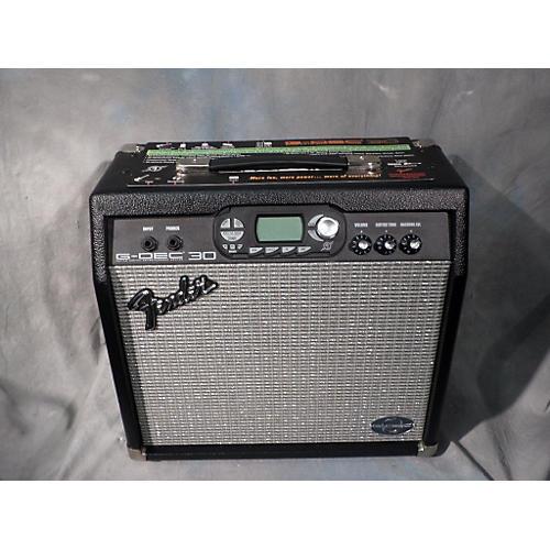 Fender G-DEC 30 75W Guitar Combo Amp