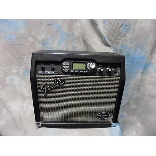 Fender G-DEC Guitar Power Amp