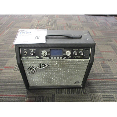 Fender G Dec 3 Fifteen 15W 1X8 Guitar Combo Amp
