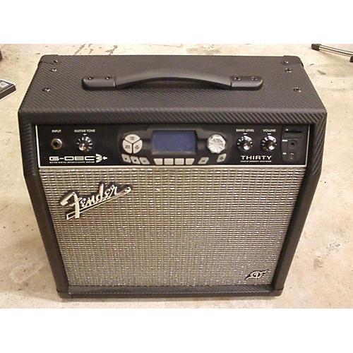 Fender G Dec 3 Thirty 30W 1x10 Guitar Combo Amp