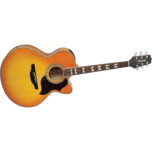 Takamine G Jumbo EG523CDX Acoustic-Electric Guitar