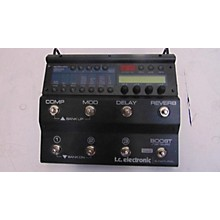 TC Electronic G Natural Acoustic Multi Effect Effect Processor