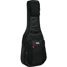 Gator G-PG ACOUSTIC ProGo Series Ultimate Gig Bag for Acoustic Guitar Level 1