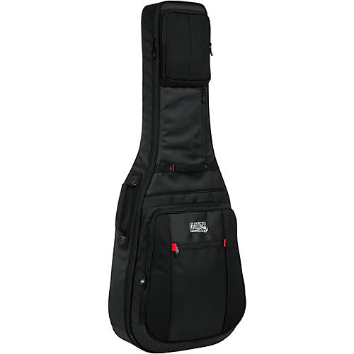 Gator G-PG ACOUSTIC ProGo Series Ultimate Gig Bag for Acoustic Guitar