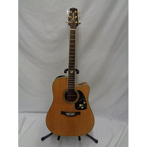 used takamine g series 50th anniversary acoustic electric guitar natural guitar center. Black Bedroom Furniture Sets. Home Design Ideas