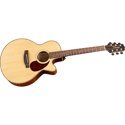 takamine g series eg455sc nex quilted maple acoustic electric guitar natural guitar center. Black Bedroom Furniture Sets. Home Design Ideas