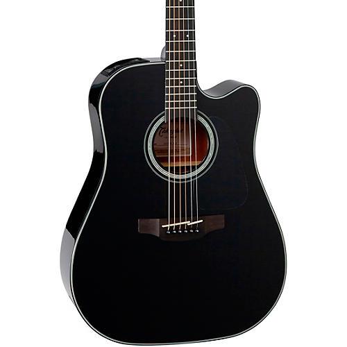 takamine g series gd30ce dreadnought cutaway acoustic electric guitar gloss black guitar center. Black Bedroom Furniture Sets. Home Design Ideas