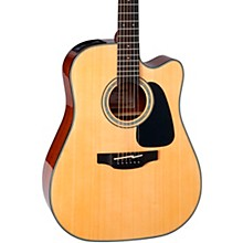 Takamine G Series GD30CE Dreadnought Cutaway Acoustic-Electric Guitar Level 2 Gloss Natural 190839188977