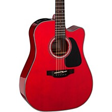 G Series GD30CE Dreadnought Cutaway Acoustic-Electric Guitar Wine Red