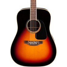 Takamine G Series GD51 Dreadnought Acoustic Guitar Level 1 Gloss Sunburst