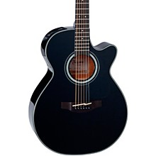 G Series GF30CE Cutaway Acoustic Guitar Gloss Black