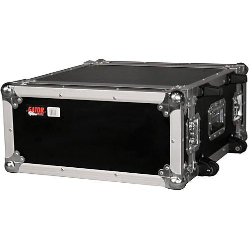 Gator G-Tour 4-Space ATA Wheeled Rack Flight Case