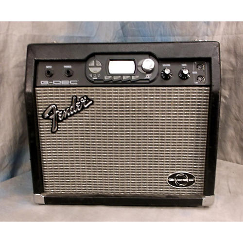 Fender G-dec 15 Guitar Combo Amp