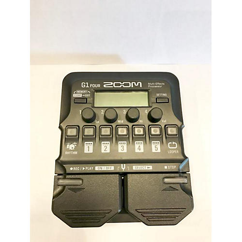 Zoom G1 Four Effect Processor