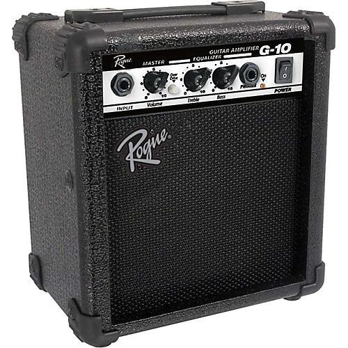 rogue g10 10w 1x5 guitar combo amp black guitar center. Black Bedroom Furniture Sets. Home Design Ideas