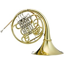 Hans Hoyer G10 Geyer Style Series Double Horn with String Linkage and Detachable Bell