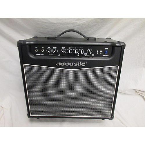 used acoustic g100fx 100w 1x12 guitar combo amp guitar center. Black Bedroom Furniture Sets. Home Design Ideas