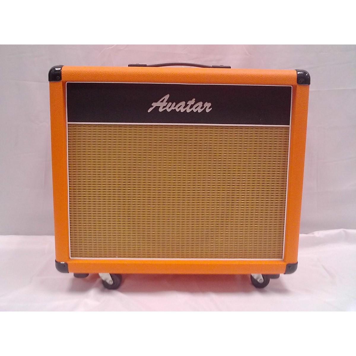 Avatar G112 Vintage Guitar Cabinet