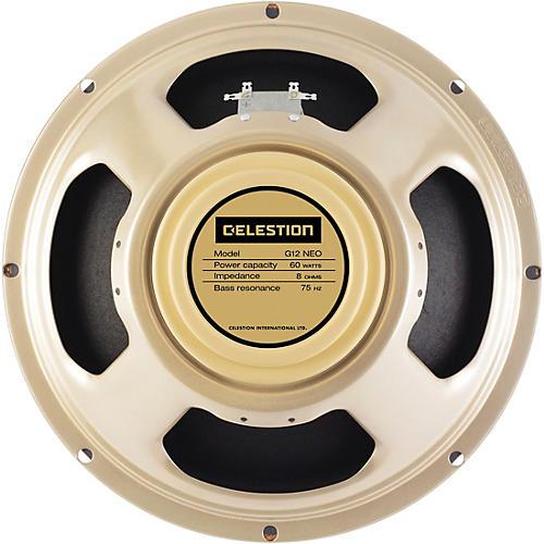 Celestion G12 Neo Creamback 60W 12 in. Guitar Speaker