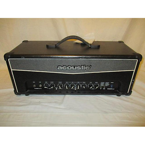 Acoustic Gtr Mag G120H Solid State Guitar Amp Head
