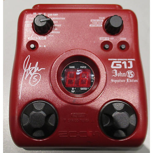 Zoom G1J JOHN 5 Effect Processor