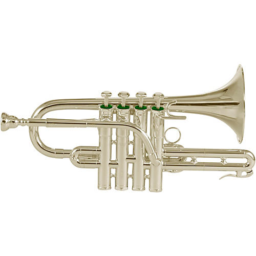 Schilke G1L-4 Traditional Custom Series 4-Valve G Trumpet with Tuning Bell