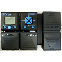 Zoom G1X ON Effect Processor