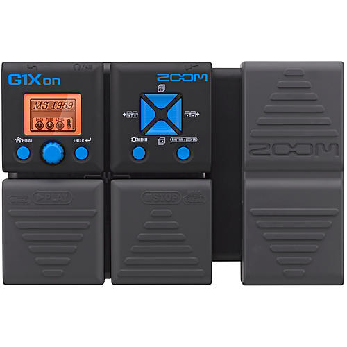Zoom G1Xon Guitar Multi-Effects Pedal
