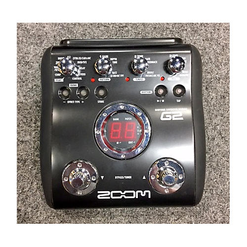 Zoom G2 Pedal : used zoom g2 effect pedal guitar center ~ Russianpoet.info Haus und Dekorationen