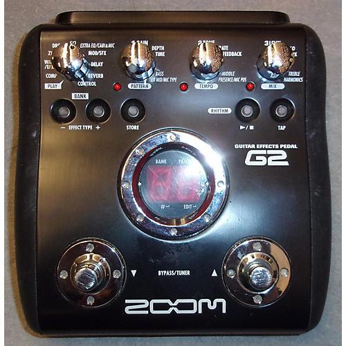 Zoom G2 Effect Processor