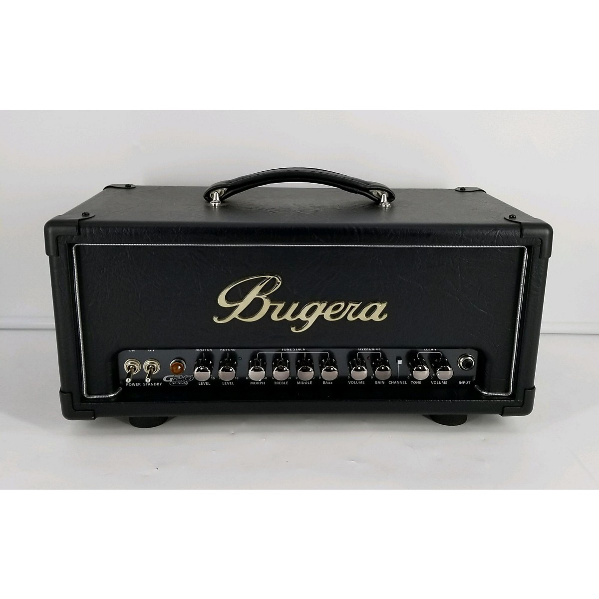 Bugera G20 Infinium Solid State Guitar Amp Head