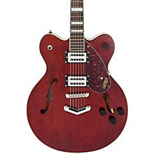 G2622 Streamliner Center Block with V-Stoptail Electric Guitar Walnut Stain
