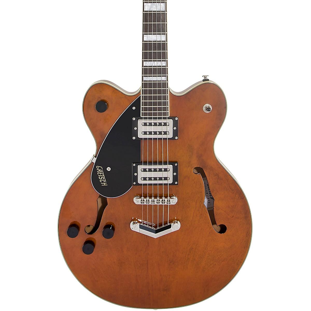 Gretsch Guitars G2622LH Streamliner Center Block with V-Stoptail, Left-Handed Electric Guitar