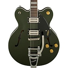 Gretsch Guitars G2622T Streamliner Center Block Double Cutaway with Bigsby Level 2 Torino Green 190839392473