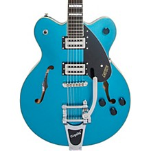 G2622T Streamliner Center Block with Bigsby Electric Guitar Riviera Blue
