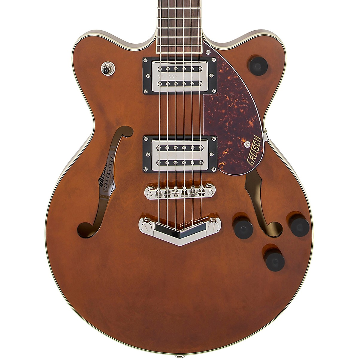 Gretsch Guitars G2655 Streamliner Center Block Jr. with V-Stoptail Electric Guitar