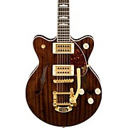 G2657TG Streamliner Center Block Jr. Double-Cut with Bigsby Limited Edition Electric Guitar Imperial Stain