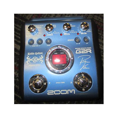 Zoom G2R Effect Processor