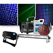 G300RGB Laser with CHAUVET DJ JAM Pack Diamond Lighting Package