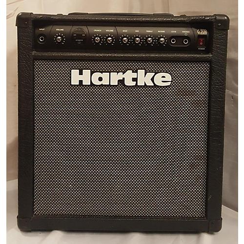 used hartke g30r bass combo amp guitar center. Black Bedroom Furniture Sets. Home Design Ideas