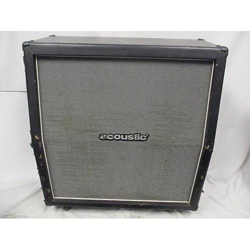 Acoustic G412A 4x12 Slant Guitar Cabinet